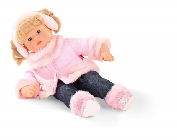 Baby Hannah all year round, 42cm Gotz Doll. 1567134. Free UK Postage.